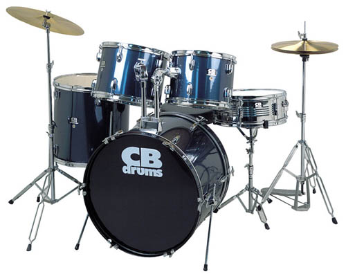 CB Percussion starter Drum Set