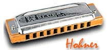 how to play c scale on harmonica